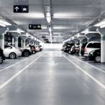 Nettoyage des parkings et des garages
