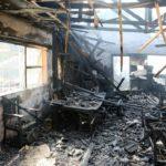 Nettoyage après un sinistre : incendie, dégât des eaux, catastrophe naturelle.
