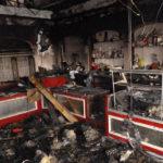 Débarras, nettoyage et désinfection après sinistre incendie et dégât des eaux à Armentières