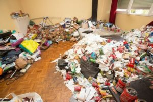 Nettoyage de logement insalubre